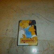 Barajas de cartas: BARAJA POCAHONTAS 2, HERACLIO FOURNIER, 111-1. Lote 36994701