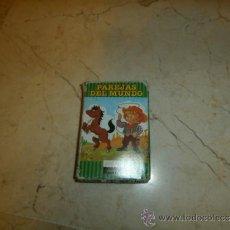 Barajas de cartas: BARAJA PAREJAS DEL MUNOD, HERACLIO FOURNIER, 111-1. Lote 36994728