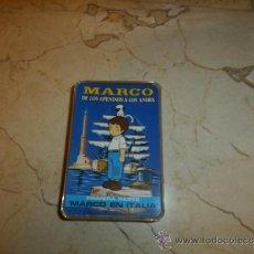 Barajas de cartas: BARAJA MARCO DE LOS APENINOS A LOS ANDES, PRIMERA PARTE, 111-1. Lote 36995492