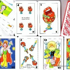 Barajas de cartas: BARAJA STONES ESPAÑA - PLAYING CARDS. Lote 51786453