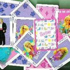 Barajas de cartas - BARAJA BARBIE POKER - PLAYING CARDS - JEU DE CARTES - CARTE DA GIOCO - 37082791