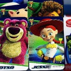 Barajas de cartas: BARAJA TOY STORY 3 - PLAYING CARDS. Lote 37098431