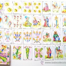 Barajas de cartas: BARAJA LA LARGARTIJA ¡¡¡¡¡ PLAYING CARDS. Lote 39259321