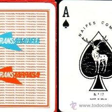 Barajas de cartas: TRANSABADELL - TRANSTARRASA - BARAJA DE POKER. Lote 37137332