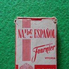 Barajas de cartas: BARAJA DE CARTAS BANCO PASTOR DE FOURNIER. Lote 37145567