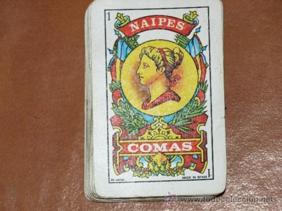 Barajas de cartas: BARAJA ESPAÑOLA DE 40 CARTAS. PUBLICIDAD GASEOSA REVOLTOSA. USADA. VER FOTOS Y DESCRIPCION. - Foto 3 - 37136069