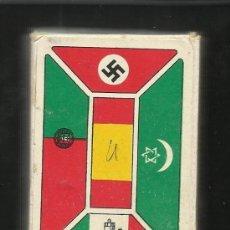 Barajas de cartas: ESPAÑA Y SUS BANDERAS - 41 CARTAS CON CAJA -COMPLETA VER FOTOS- (CR-232). Lote 37199423