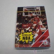 Barajas de cartas: ESTRELLAS NBA - BARAJA FOURNIER - 33 CARTAS-PRECINTADA-N.. Lote 210815020