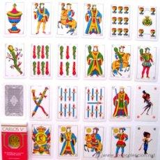 Barajas de cartas: BARAJA CARLOS V ¡¡¡ - PLAYING CARDS. Lote 37268225