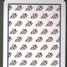 Barajas de cartas: BARAJA ESPAÑOLA PUBLICITARIA VALENCIANA DE CEMENTOS-FOURNIER-AÑOS 90. Lote 37367418