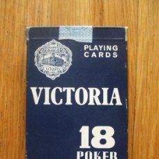 Barajas de cartas: BARAJA FOURNIER 18, NUEVA SIN ESTRENAR. Lote 37602894