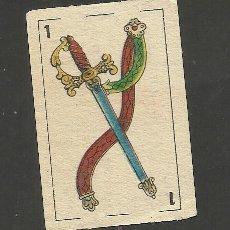 Barajas de cartas: MINI BARAJA DE CARTAS PUBLICIDAD HIJOS DE JOSE SUREDA - COMPLETA 40 CARTAS - (CR-247). Lote 37660254
