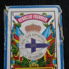 Barajas de cartas: BARAJA NAIPES REAL CLUB DEPORTIVO . Lote 37680357