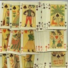 Barajas de cartas: BARAJA FOLKLORICA DE HUNGRIA DATA DE ITA SIGLO XX 1965 COLECCION DE HACE UNOS AÑOS. Lote 37770321