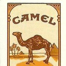 Barajas de cartas: MINI BARAJA POKER CAMEL - FILTER CIGARETTES - ENVÍO CERTIFICADO GRATIS. Lote 37813721