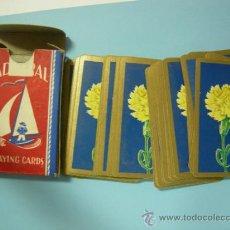 Barajas de cartas: BARAJA DE CARTAS MADE IN USA - ARRCO PLAYING CARD CO - CHICAGO - ADMIRAL PLAYING CARDS, AÑOS 50. Lote 37814096