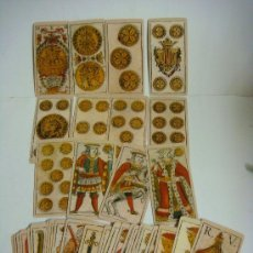 Barajas de cartas: BARAJA DE CARTAS Nº-30 BARAJA VALENCIANA ESPAÑA SIGLO XVIII (1778). Lote 143726250
