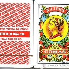 Barajas de cartas: IBUSA BARAJA ESPAÑOLA 50 CARTAS. Lote 37865483