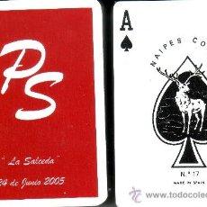 Barajas de cartas: PS LA SALCEDA- BARAJA POKER. Lote 37912347