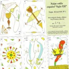 Barajas de cartas: BARAJA SIGLO XXI - EDICION NUMERADA 250 EJEMPLARES - PLAYING CARDS. Lote 37957312