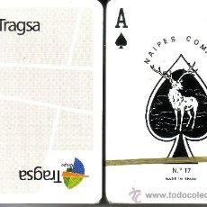 Barajas de cartas: TRAGSA - BARAJA POKER. Lote 37963847