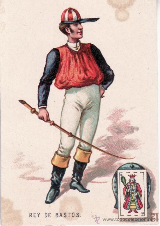 CARTA DE LA BARAJA DE CHOCOLATES DEL BARCO DE VALENCIA (Juguetes y Juegos - Cartas y Naipes - Otras Barajas)