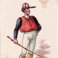 Barajas de cartas - CARTA DE LA BARAJA DE CHOCOLATES DEL BARCO DE VALENCIA - 38014941