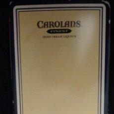 Barajas de cartas: NAIPE BARAJA CARTAS FOURNIER CAROLANS ACS. Lote 38073485