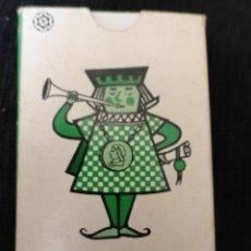 Barajas de cartas: BARAJA NAIPES CARTAS HF FOURNIER FINLEY POKER 55 CARTAS ACS. Lote 38073522