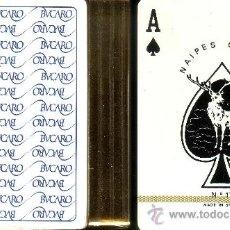 Barajas de cartas: BUCARO - LOMO DORADO - BARAJA DE POKER. Lote 38190193