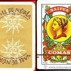 Barajas de cartas: VALL DE NURIA - BARAJA ESPAÑOLA 50 CARTAS. Lote 38194639