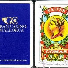 Barajas de cartas: GRAN CASINO MALLORCA - BARAJA ESPAÑOLA 40 CARTAS. Lote 38253733