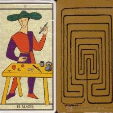 Barajas de cartas: TAROT SUBIRACHS. Lote 287538463
