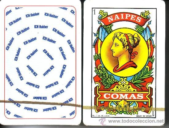 ICN HUBBER- BARAJA ESPAÑOLA 50 CARTAS (Juguetes y Juegos - Cartas y Naipes - Baraja Española)