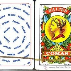 Barajas de cartas: ICN HUBBER- BARAJA ESPAÑOLA 50 CARTAS. Lote 38376929