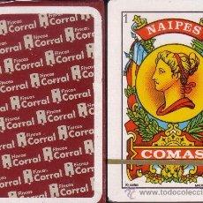 Barajas de cartas: FINCAS CORRAL - BARAJA ESPAÑOLA 50 CARTAS. Lote 38409722