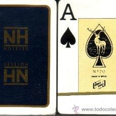 Barajas de cartas: NH HOTELES - BARAJA DE POKER. Lote 38429031