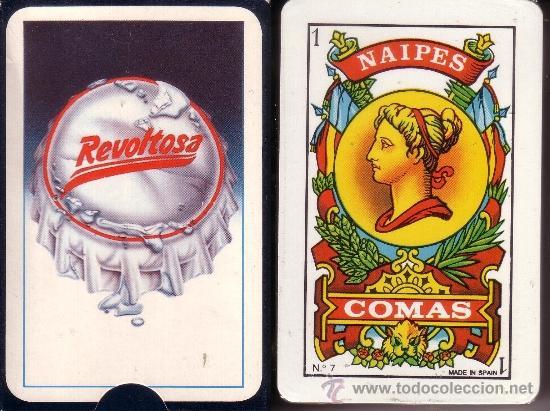 REVOLTOSA GASEOSA - BARAJA ESPAÑOLA 50 CARTAS (Juguetes y Juegos - Cartas y Naipes - Baraja Española)