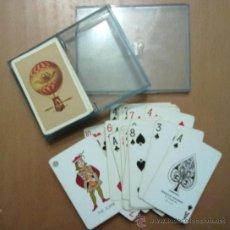 Barajas de cartas: JUEGO DE CARTAS DE CANASTA. HERACLIO FOURNIER TEMA GLOBOS. Lote 38573913