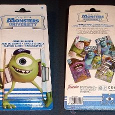 Barajas de cartas: BARAJA DE CARTAS MONSTERS UNIVERSITY (DISNEY - PIXAR) - FOURNIER. Lote 160823232
