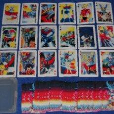Barajas de cartas: MAZINGER Z - POKER ¡IMPECABLE!. Lote 110028854