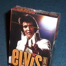 Barajas de cartas: BARAJA CARTAS DE PÓKER ELVIS PRESLEY. Lote 38743431