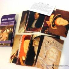 Baralhos de cartas: CARTAS * BARAJA * KINGS AND QUEENS. Lote 38784280