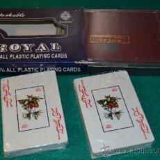 Barajas de cartas: BARAJAS DE POKER. Lote 38796430