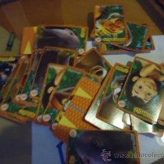 Barajas de cartas: LOTE DE 24 UNIDADES DE MINI CARTAS O SIMILARES BURGUER KING . Lote 38865294