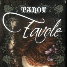 Barajas de cartas: TAROT FAVOLE. Lote 38883116