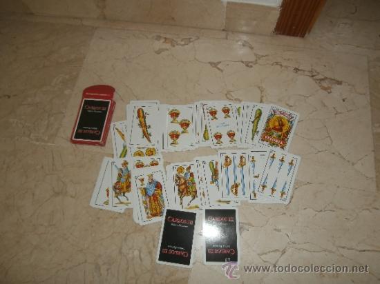 Barajas de cartas: BARAJA ESPAÑOLA PUBLICITARIA, CARLOS III, 111-1 - Foto 4 - 38924716
