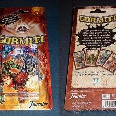 Barajas de cartas: BARAJA DE CARTAS GORMITI - FOURNIER. Lote 38933867