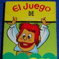Barajas de cartas: EL JUEGO DE JUAN SIN MIEDO - EDICIONES RECREATIVAS (1979) ¡IMPECABLES!. Lote 39193536