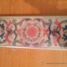 Barajas de cartas: BARAJA PARA TRAPPOLA AUSTRIA SIGLO XVIII(1782 ). SIN USO. Lote 39165290